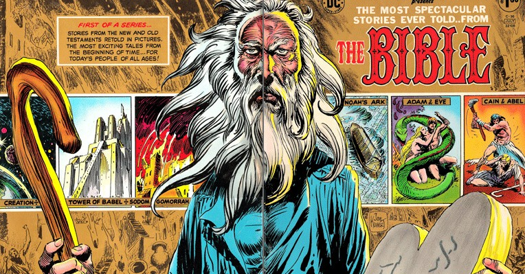The Bible in Comics: Genesis