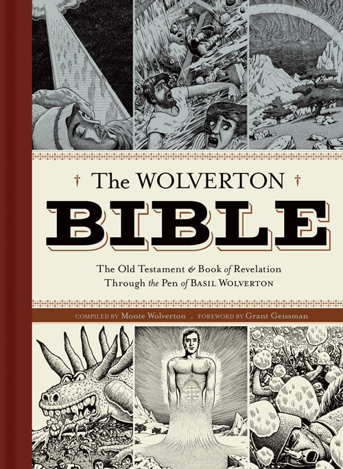 The Wolverton Bible via fantagraphics.com