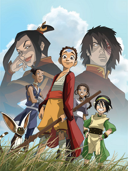 """Avatar: The Last Airbender"" by mobu27 via Flickr"