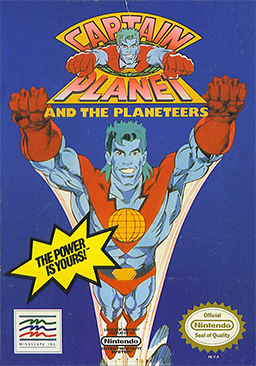 Captain Planet via api.ning.com/