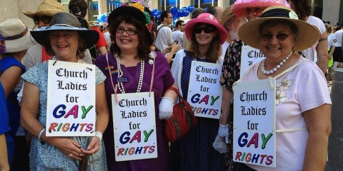 church ladies 4 gay rights by betty x1138 via Flickr
