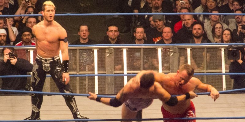 Sacred Spinebusters, Transcendent Toe Holds, Part One: The Confluence of Religion and Professional Wrestling