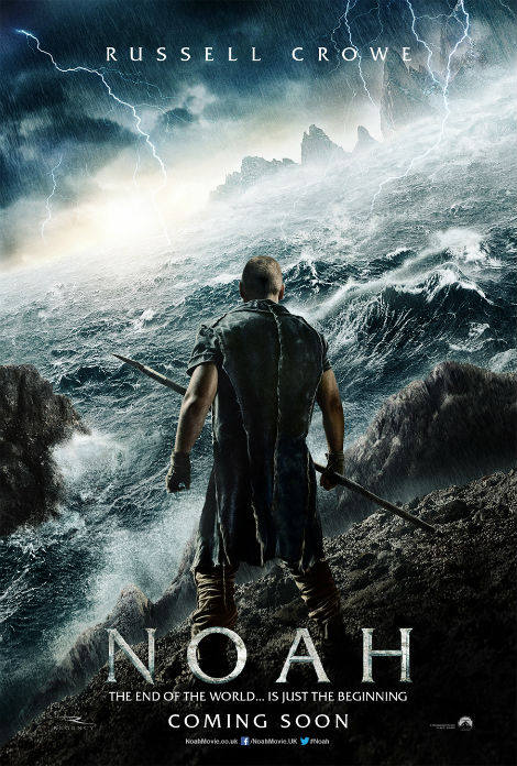 "Russell Crowe in Aronofsky's ""Noah"""