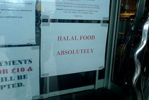 """Halal Food Absolutely"" by John Griffin"