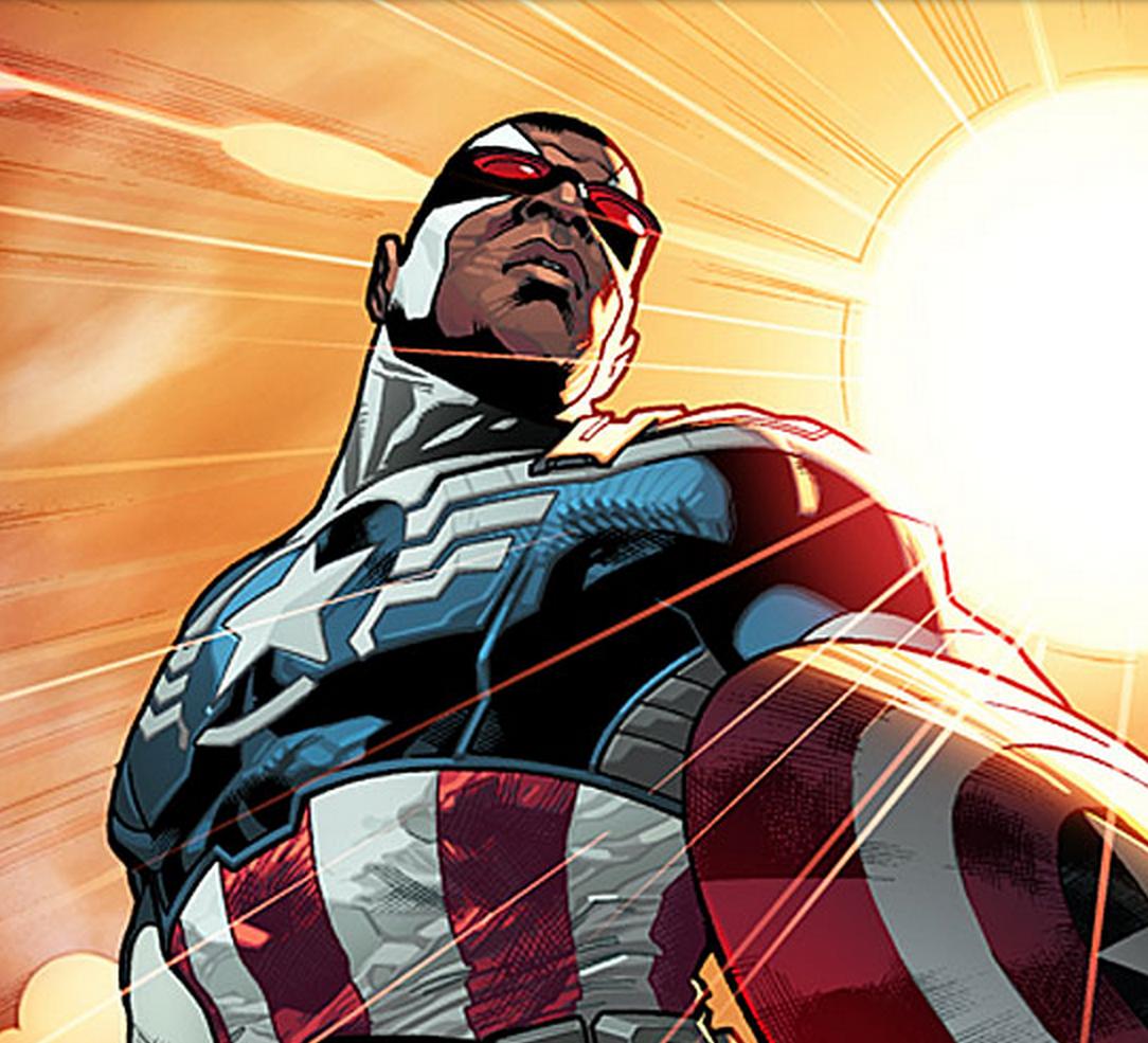 Falcon via Marvel.com