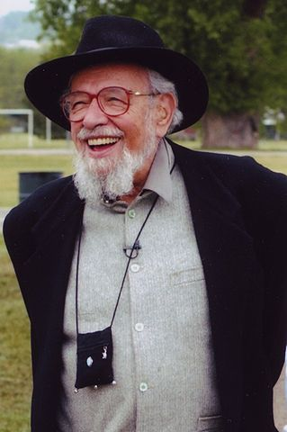 Reb Zalman in 2005 in Denver, CO