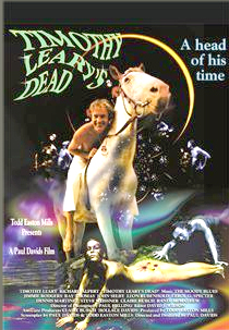 Timothy Leary's Dead (movie poster)