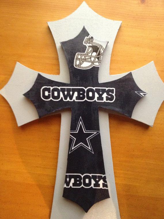 Dallas Cowboys Cross