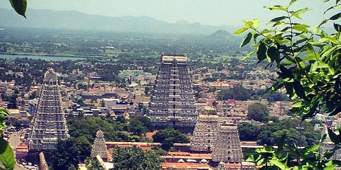 Tiruvannamali by @mimnati via Instagram