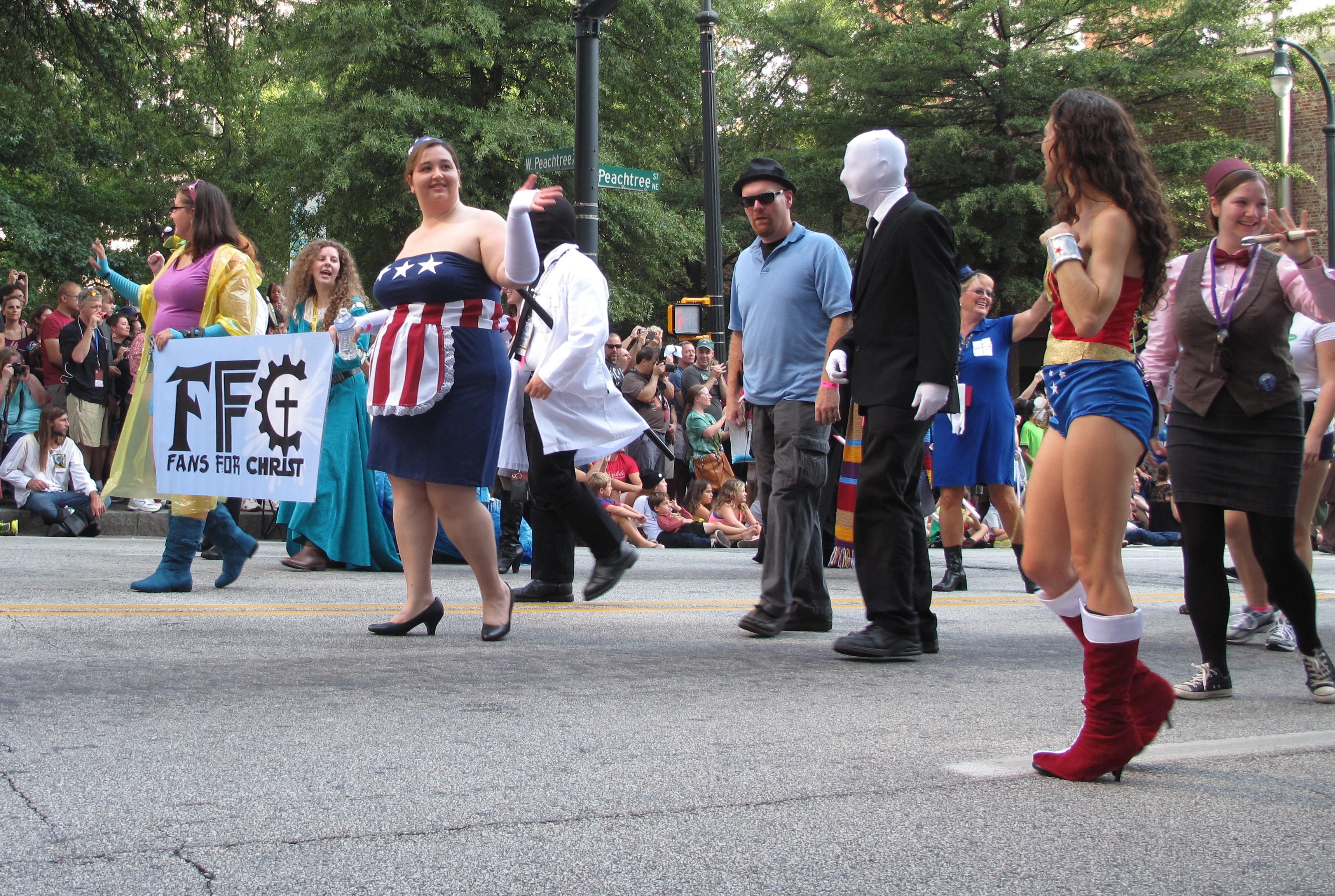 FFC Parade by Eric Reinders