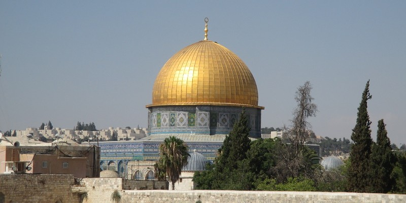 """Dome on the Rock"""