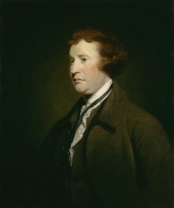 """Edmund Burke"""