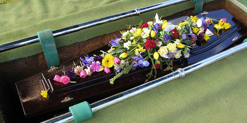 My Fathers Funeral