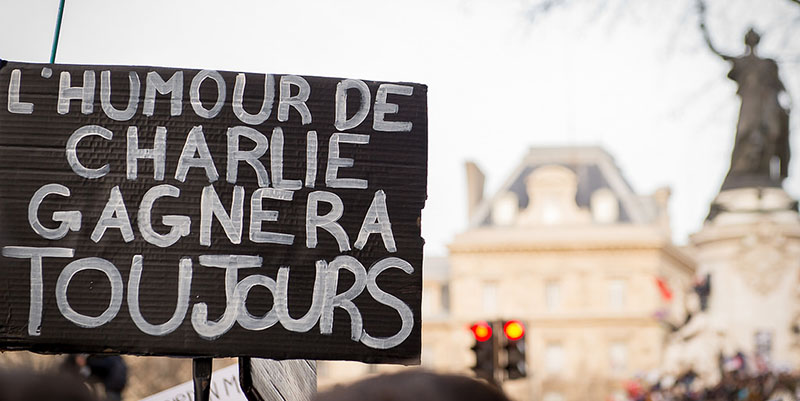 "Satire, Sacredness, and Questioning the Lasting Political Significance of the ""Charlie Hebdo"" Shootings"