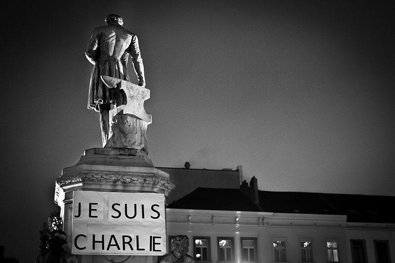 """Je Suis Charlie 7"""