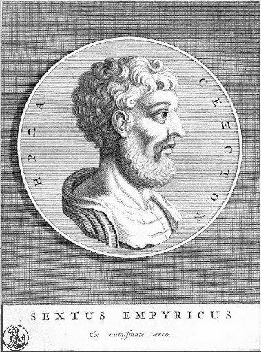 """""""Sextus Empiricus"""""""