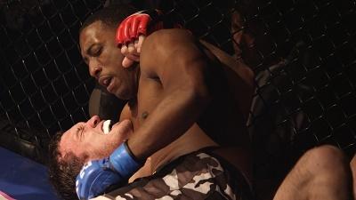 Pastors Preston Hocker and Nashon Nicks fight