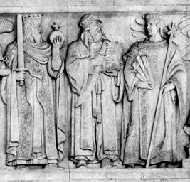 Frieze depicting Mohammed on the SCOTUS building