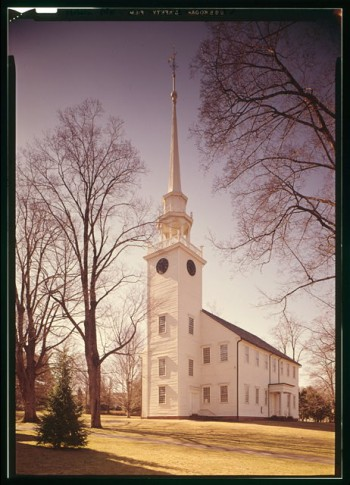 First Church of Christ (Congregational), Farmington, CT.