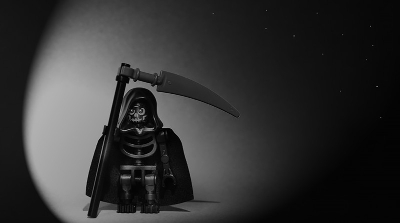 Featured image (Don't fear) The LEGO Reaper by Flickr user Tim Norris CC BY-NC-ND 2.0.