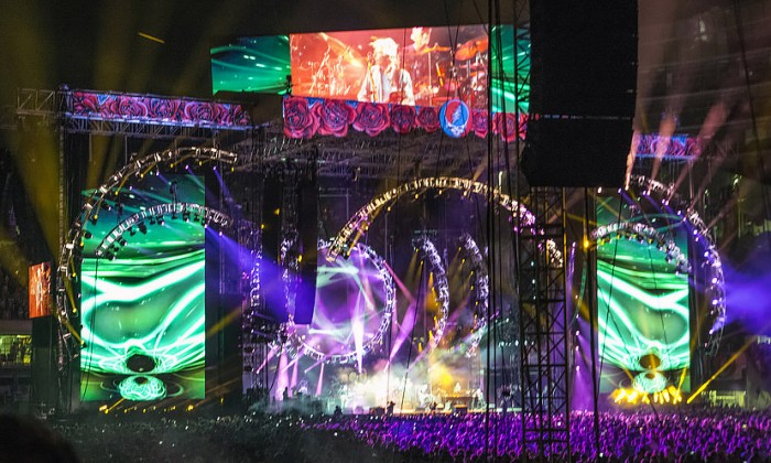 Grateful Dead in Chicago, July 2015