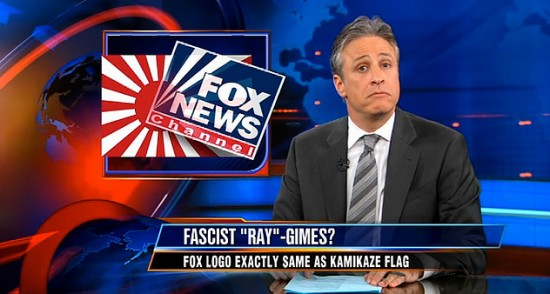Jon Stewart and Fox News