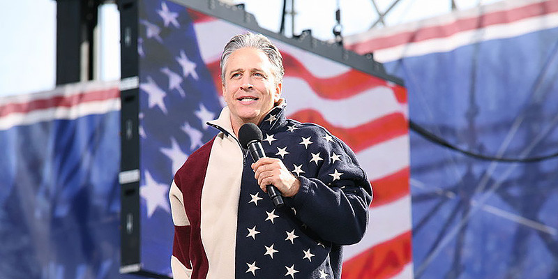 A Moment of Zen: Reflecting on Jon Stewart as a Sacred Figure in the American Television Landscape