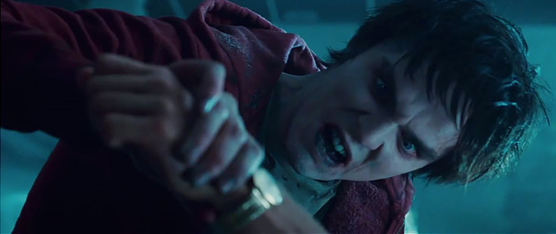 "A screen capture from the zombie film ""Warm Bodies."" © Mandeville Films and Summit Entertainment/Lionsgate, 2013."