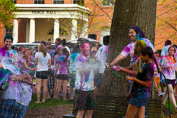Oxford Holi