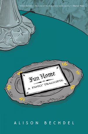 Fun Home Book Jacket