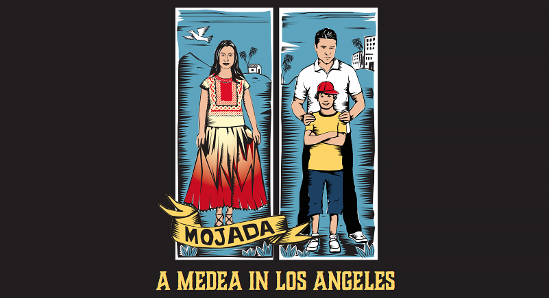 "Theater as Religion: Luis Alfaro's ""Mojada"" at The Getty"