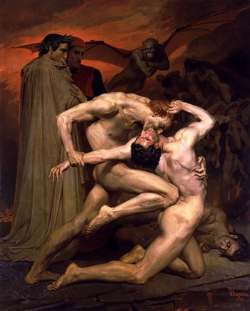 William-Adolphe_Bouguereau_(1825-1905)_-_Dante_And_Virgil_In_Hell_(1850) (1)