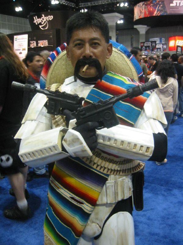 Viva Star Wars