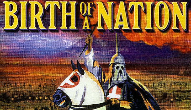 """Cutting up """"The Birth of a Nation"""""""