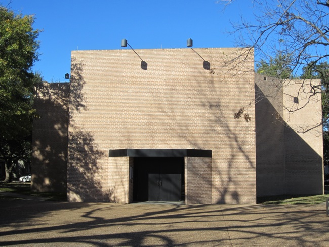 Rothko Chapel in Houston, Texas in 2012. Creative Commons Attribution-Share Alike 3.0