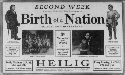 """""""Cannot tell Aught but the Truth"""": Photography and Birth of a Nation (1915)"""