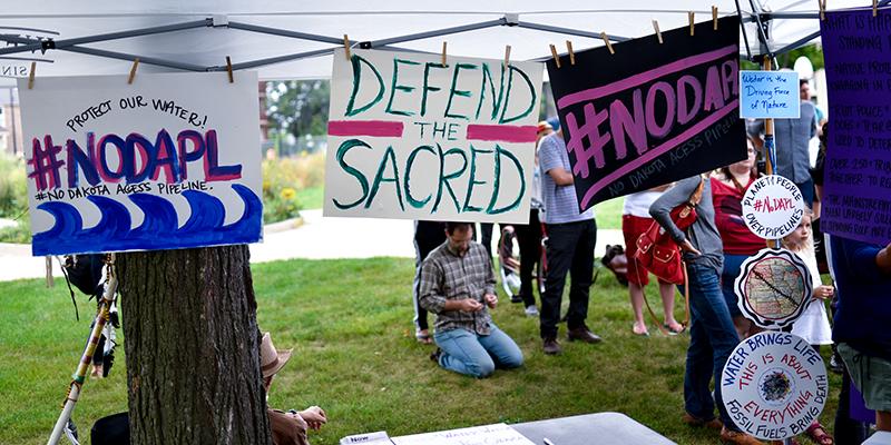 Native American Religion and the Dakota Access Pipeline Crisis