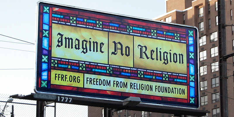 The Changing Nature of America's Irreligious Explained