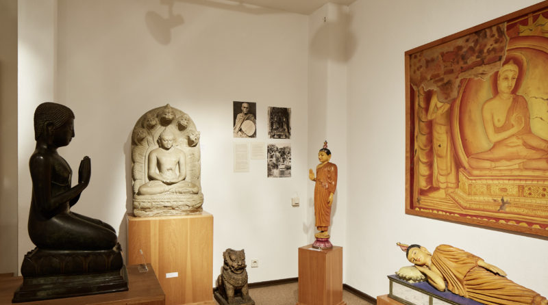 Getting Religion in the Museum