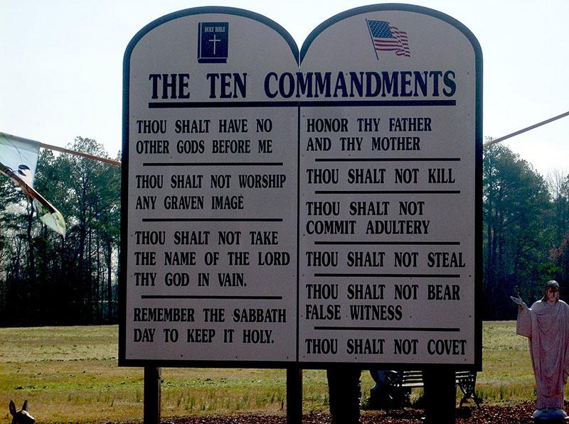 America's 10 Commandments: 7 Questions for Jenna Weissman Joselit
