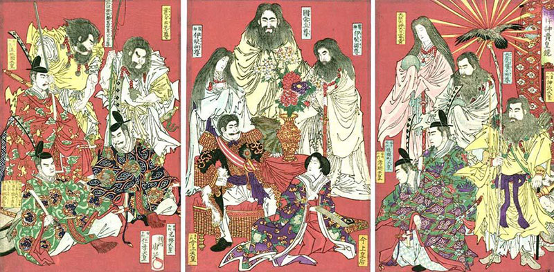"""Christianity Meets State Shinto in Meiro Koizumi's """"Today My Empire Sings"""""""