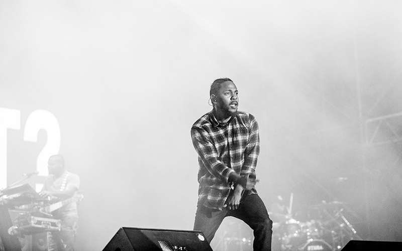 Religion in Hip-Hop, Part 1: Exploring the Religious History of Kendrick Lamar