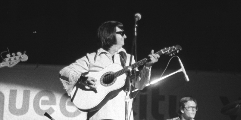 The Ghost of Roy Orbison Goes on Tour