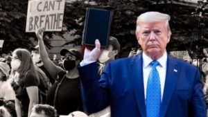 Bodies Down, Bible Aloft: A Humanist Take on Scripture and Trump's Photo Op