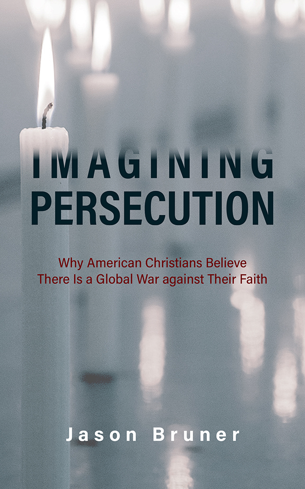 Persecution, Martyrdom, and Christian Identity: 7 Questions with Jason Bruner
